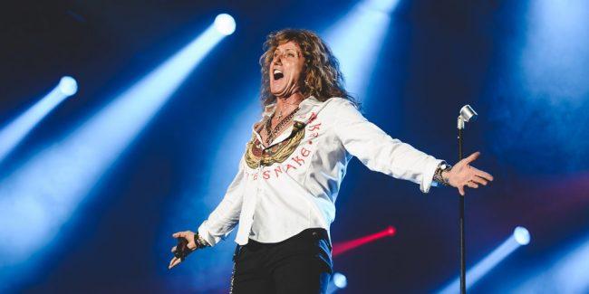 LIVE: Whitesnake