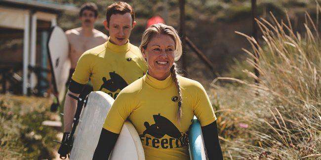 Sagres: Yoga and Surf Retreat